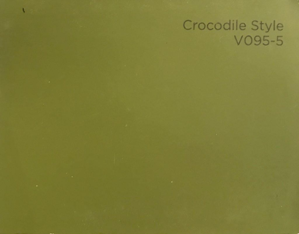 Crocodile-Style