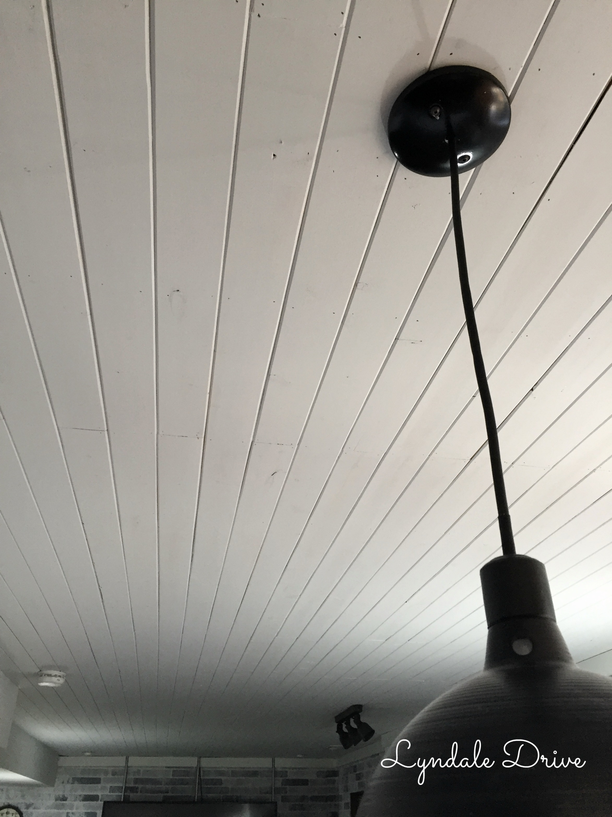 How To Add Shiplap A Ceiling