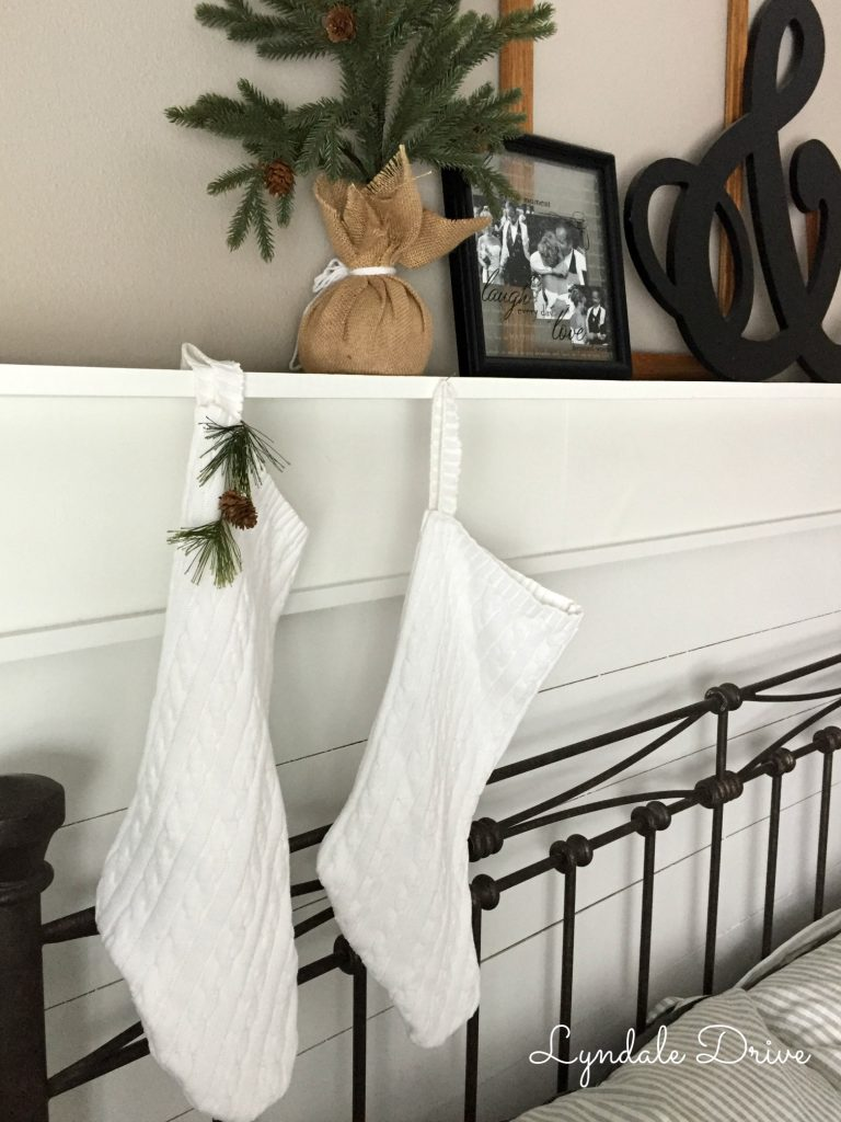 upcycle  sweaters  christmas stockings