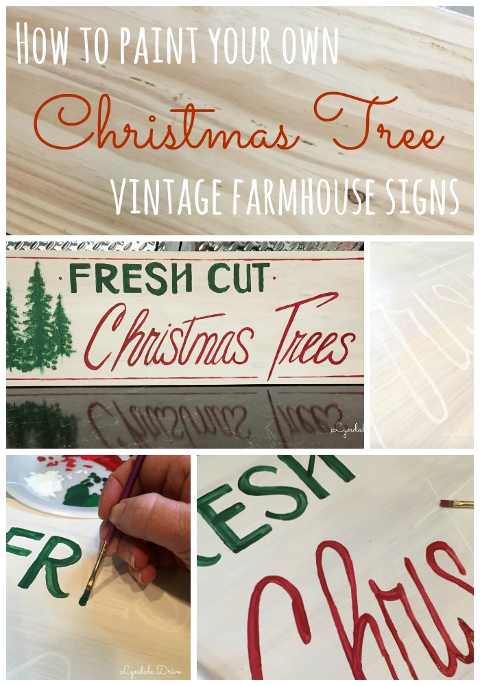 how-to-paint-Christmas-tree-sign