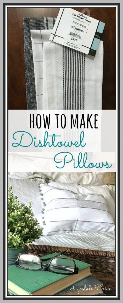 How-to-make-dishtowel-pillows