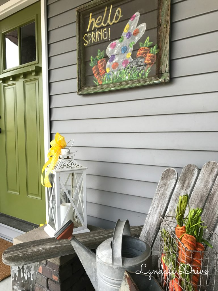 Spring-porches