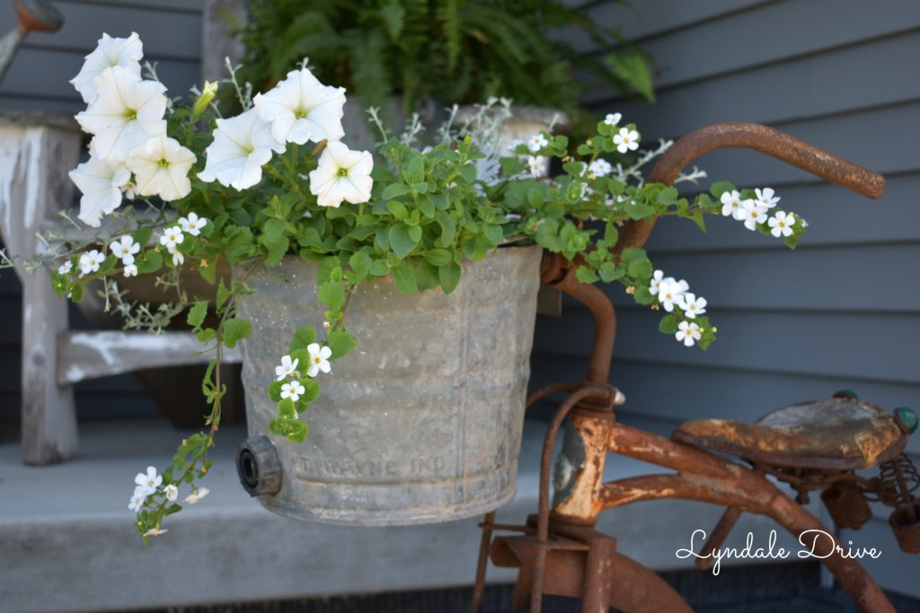 old-buckets