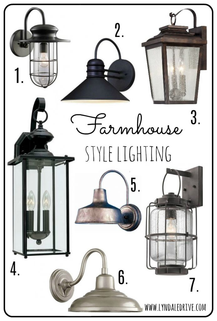 Farmhouse-Style-Lighting
